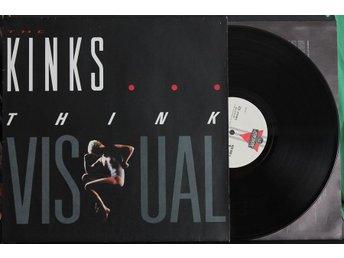 Kinks – Think Visual – LP - Norrahammar - Kinks – Think Visual – LP - Norrahammar