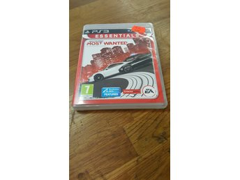 NEED FOR SPEED MOST WANTED BEG PS3