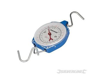 100kg Hanging Scales Heavy Duty For Market Fishing Hook