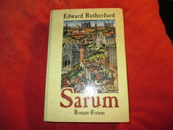 Edward Rutherfurd - Sarum
