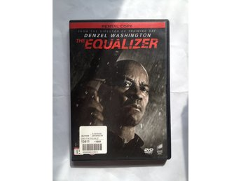 DVD - The Equalizer