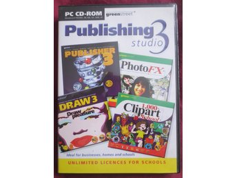 Publishing studio 3 - PC