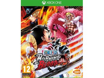 One Piece Burning Blood  - Xbox One