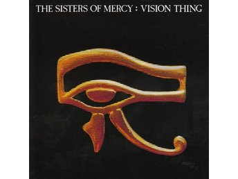 Sisters Of Mercy - Vision Thing - CD - 1990 - Nyskick