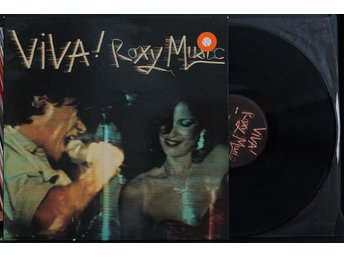 Roxy Music - Viva - LP