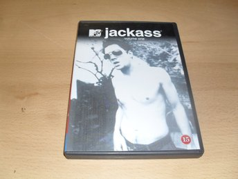 Dvd-film: Jackass volume one (Johnny Knoxville, Bam Margera)