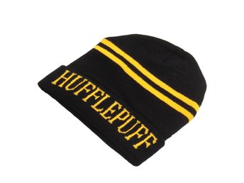 Harry potter Hufflepuff vinter mössa Cosplay maskerad