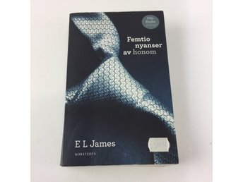 Bok, Femtio nyanser av honom, E L James, Pocket, ISBN: 9789113047287, 2012