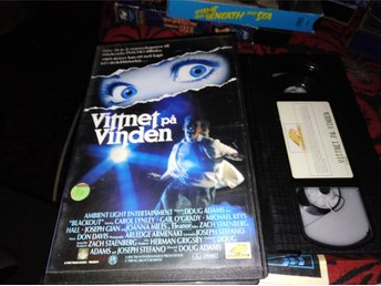 Vittnet på vinden Aka Black out (1989) Svensk Rental Hyr