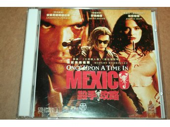 Once upon a time in Mexico (VCD / VIDEO CD)