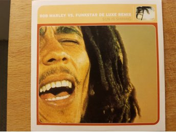BOB MARLEY VS. FUNKSTAR – Sun Is Shining CD-singel 1999