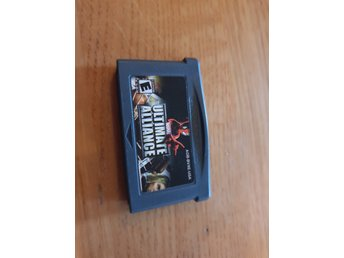 MARVEL ULTIMATE ALLIANCE GBA BEG
