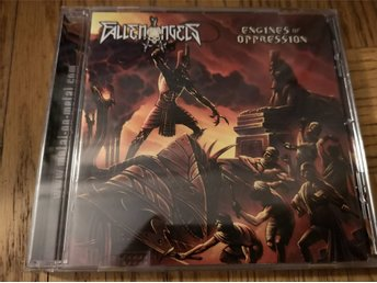 FALLEN ANGELS - Engines of Oppression - Thrash