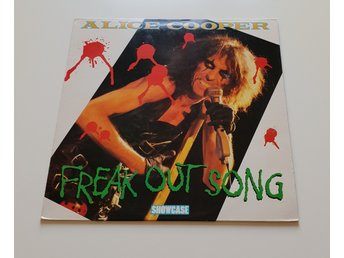 Alice Cooper (USA) Freak Out Song LP 1985