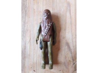 STAR WARS Vintage Figurine Chewbacca 1977 KENNER Toy