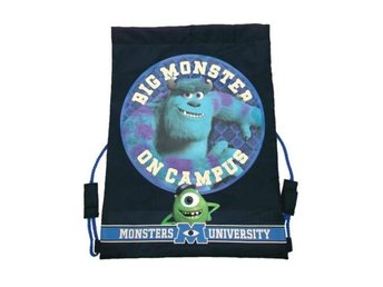 Monsters inc university gympapåse