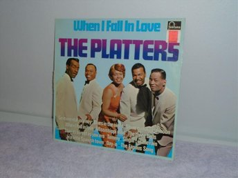 THE PLATTERS WHEN I FALL IN LOVE