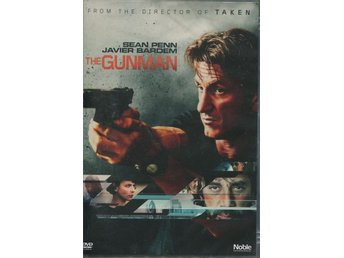 THE GUNMAN - 2015 - ACTIONTHRILLER MED SEAN PENN