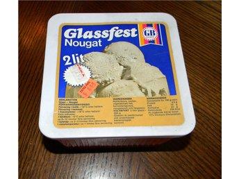 gb glass nougat 2 liter 70 tal glassfest retro - Gamleby - gb glass nougat 2 liter 70 tal glassfest retro - Gamleby