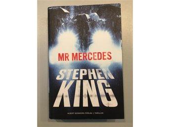 Mr Mercedes av Stephen King, utmärkt skick! Inbunden thriller mister - Ekerö - Mr Mercedes av Stephen King, utmärkt skick! Inbunden thriller mister - Ekerö
