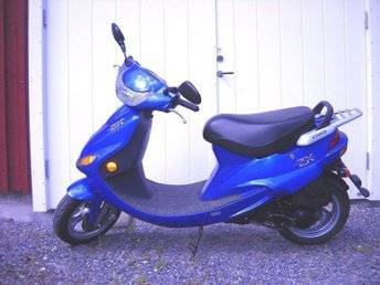 Kymco mopedscooter ZX50