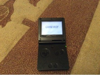 Gameboy advance sp kingdom hearts special edition