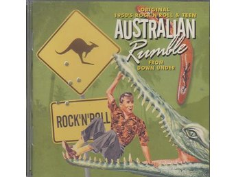 CD Australian Rumble