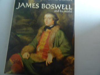 James Boswell and his world