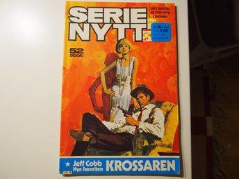Serie-Nytt 1976:19 Mycket Fint Skick FN-VF - Gustafs - Serie-Nytt 1976:19 Mycket Fint Skick FN-VF - Gustafs