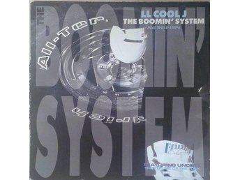 "LL Cool J title* The Boomin' System* Hip-Hop golden 90's 12"", Maxi EU"