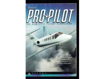 Sierra Pro Pilot - The Complete Flight Simulator