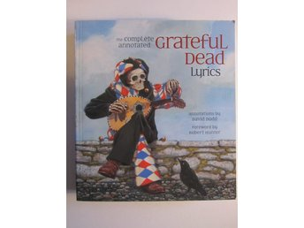 Grateful Dead Lyrics 1965-1995