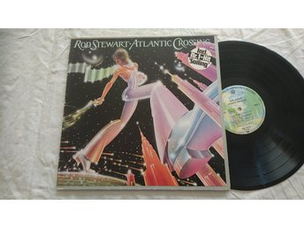 Rod Stewart - Atlantic Crossing. Gatefold.