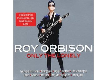 Orbison Roy: Only the lonely 1956-66 (Rem) (2 CD)