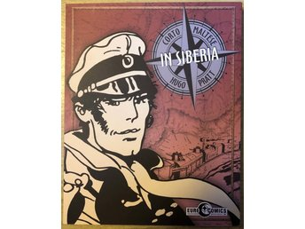Corto Maltese - In Siberia GN NM Ny Import