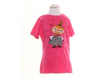 Fruit of The Loom, T-shirt, Strl: 152, Rosa/Flerfärgad
