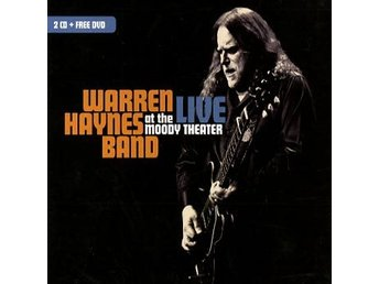 Haynes Warren: Live at The Moody Theater 2011 (2 CD + DVD)