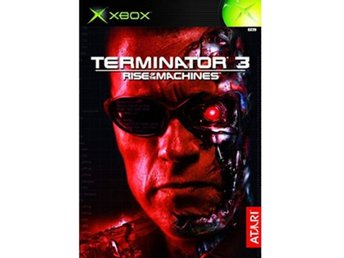 TERMINATOR 3 RISE OF THE MACHINES - XBOX SPEL