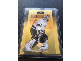 Stephane Fiset 1996-97 Leaf limited GOLD parallell