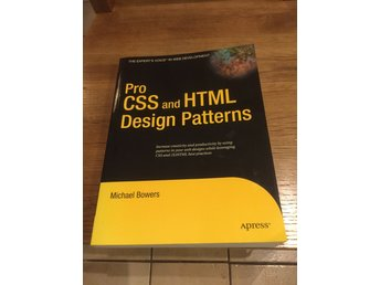 Pro CSS and HTML Design Patterns (eng)