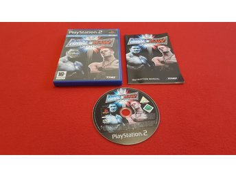SMACKDOWN VS RAW 2006 till Sony Playstation 2 PS2