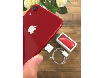 Apple iPhone XR 256 GB - (PRODUCT)RED