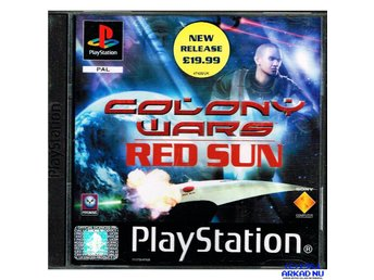 COLONY WARS RED SUN PS1