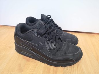 NIKE AIR MAX 90 (TRIPLE BLACK) Sneaker Freaker | Nike air
