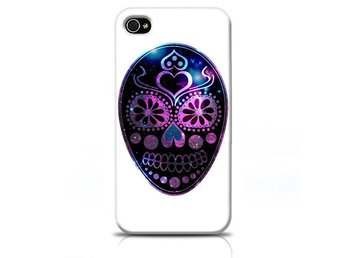 Skal iPhone 4/4S - Sugarskull rymd