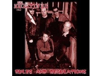 Negatives - Rules And Regulations - CD