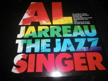 al jarreau the jazz singer lp