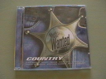 MOST WANTED COUNTRY     DIXIE CHICKS  RANDY TRAVIS    MFL