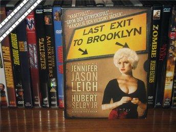 LAST EXIT TO BROOKLYN - Jennifer Jason Leigh - Uli Edel - Svensk text - åmål - LAST EXIT TO BROOKLYN - Jennifer Jason Leigh - Uli Edel - Svensk text - åmål