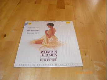 A woman her men and her futon  - 1 st Laserdisc